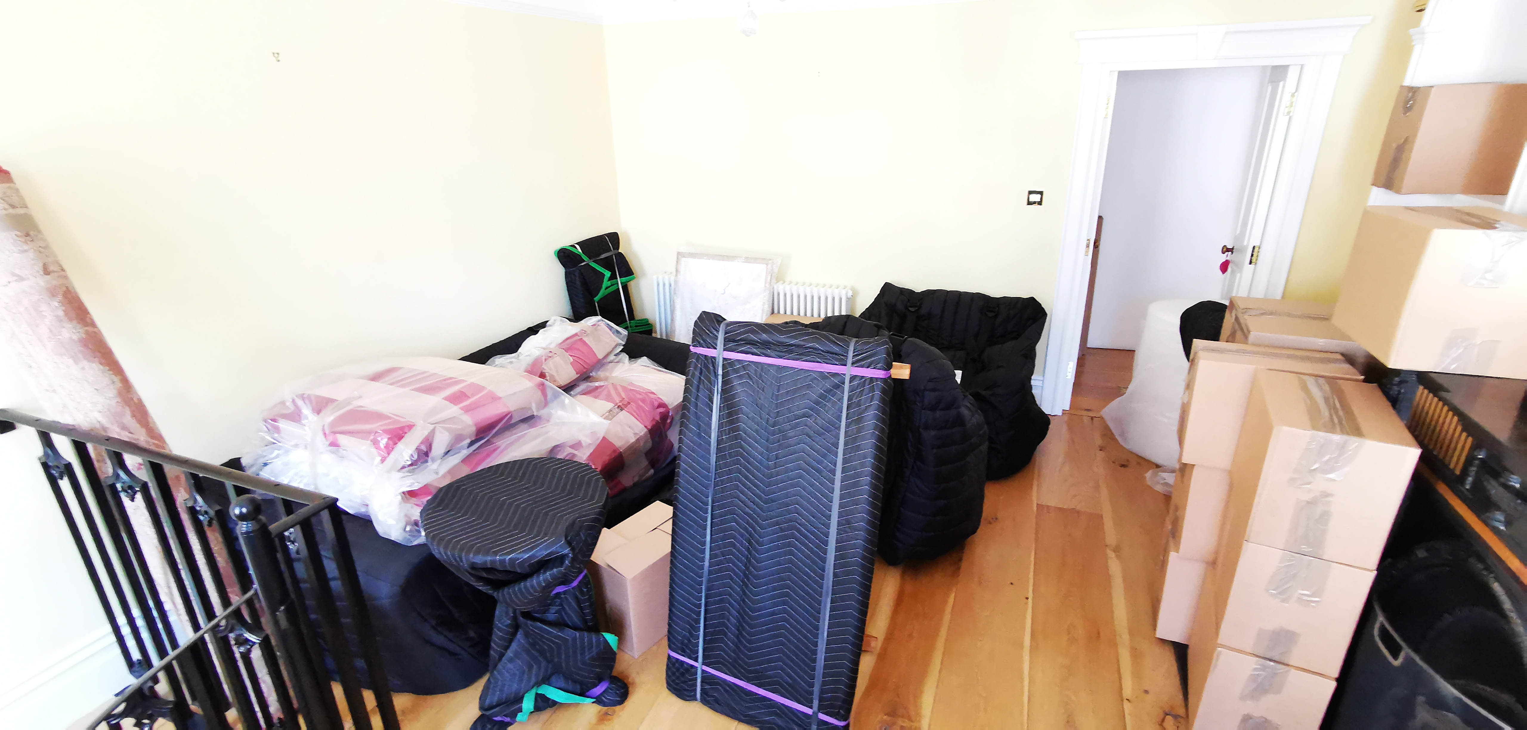 Packing services in Oxshott